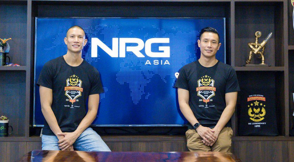 NRG Asia Executive Team